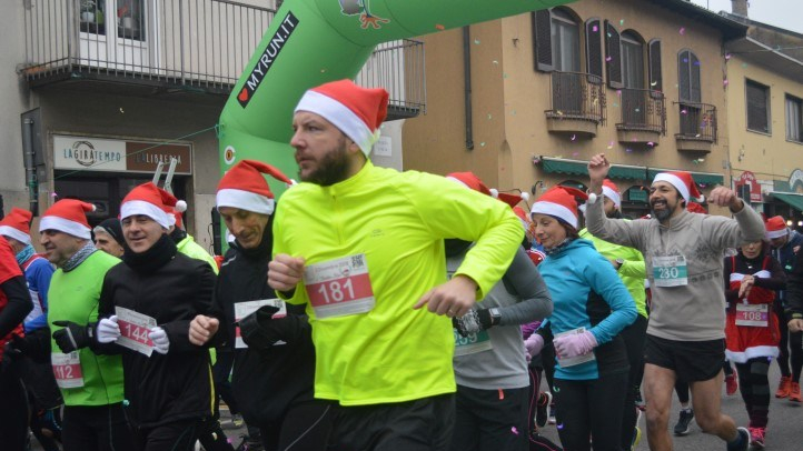 Runner Extralarge alla Babbo Run Nerviano