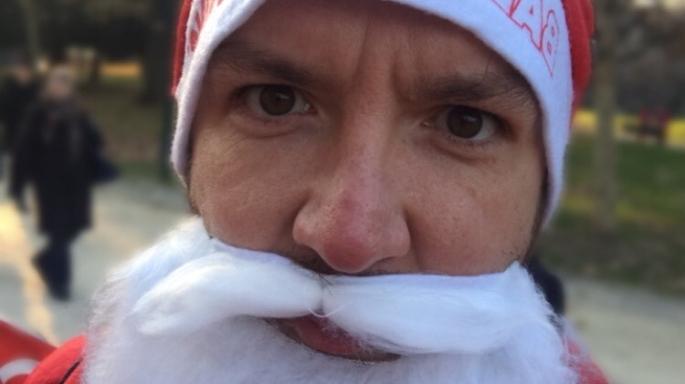 Runner Extralarge alla Babbo Running Milano 2018