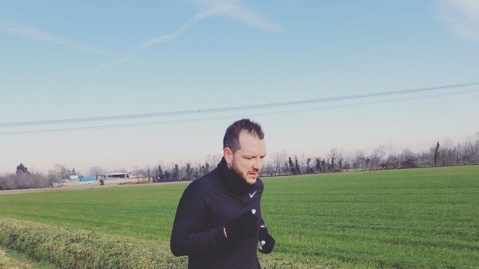 Runner Extralarge ritmo di corsa