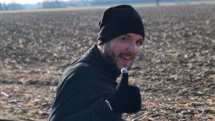 Runner Extralarge allenamento