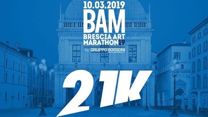 brescia half marathon 2019