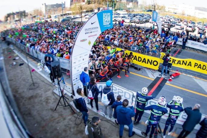 runner extralarge brescia art marathon 2019